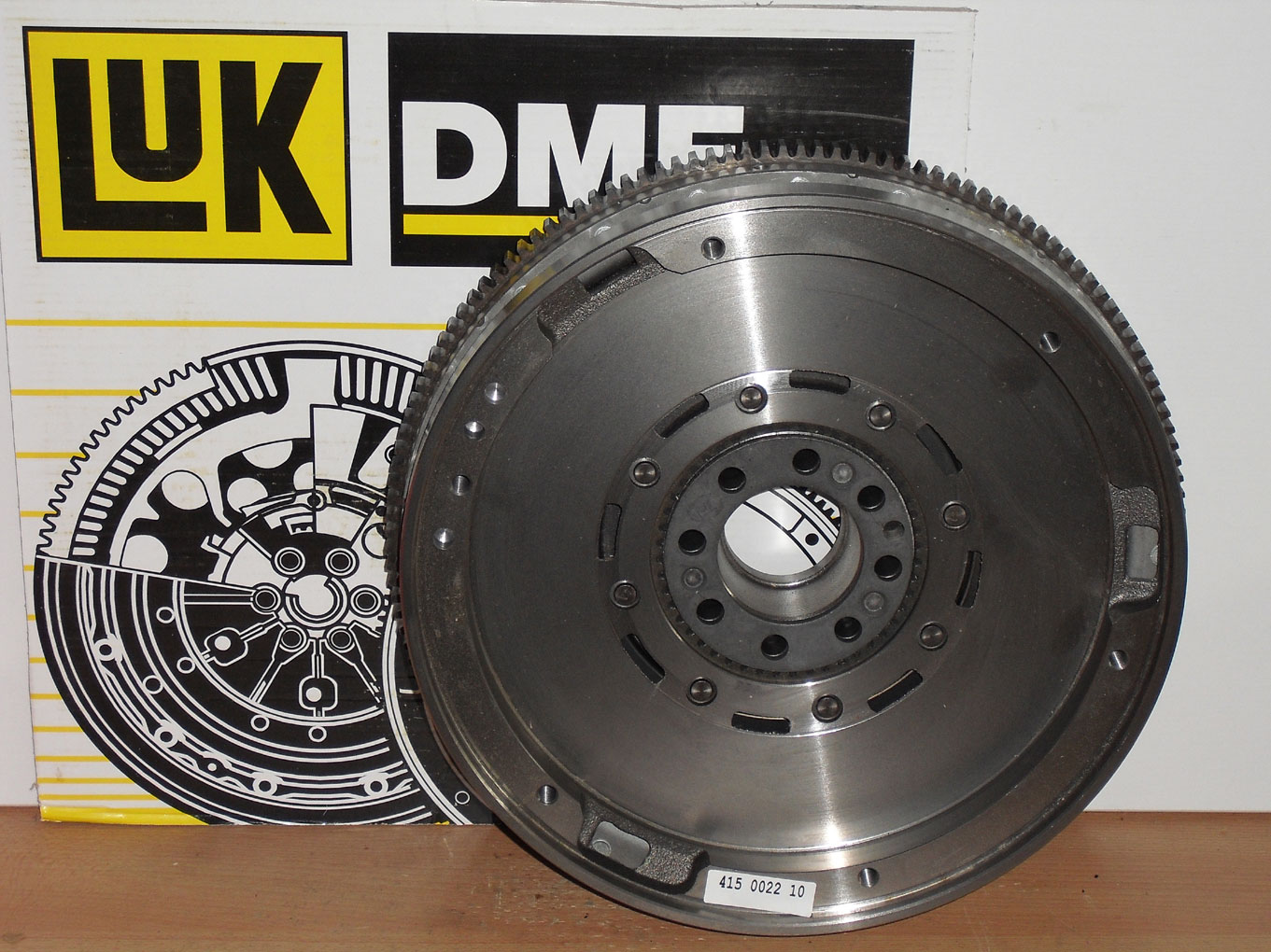 lightweight flywheels (CrMo steel)