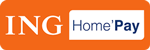 Payment Logo ING HomePay 150x50
